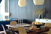 Living Room/Dining Room / by Tina Joudry