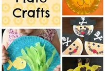 Activities for children / Tons of ideas for crafts, educational games, and activities for children of all ages / by Jackie