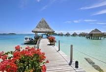 Bora Bora / We're dreaming of Bora Bora. Find Your Beach here! / by Expedia