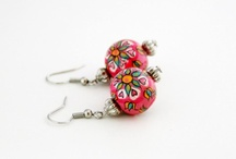 Earrings by MAEI / http://tinyurl.com/9a74y9d