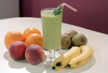 NutriBullet Smoothies / Most drinks may be made in a blender or the original Bullet / by Teressa Casteel Stuckey