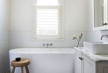 home: bathroom and laundry