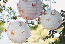 Butterfly Birthday Party / by Wendi Van Buren