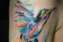Ink / by Tina Joudry