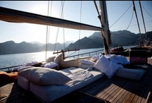 Travel Destinations by Boat / Boating destinations from all over the world!