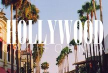 To Hollywood! / Hollywood! LA! The two places besides London I gotta go before I die. / by Jennifer Smith