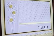 Handmade Cards / by Judy Gates