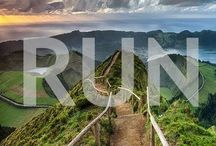 RUN   Inspiration and exercises