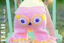 Baby Loves: Sweaters & Sets / Can't wait to make one of these snuggly soft creations for my little one.