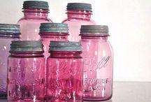 POTS MASSONS   It all looks better in a jar!