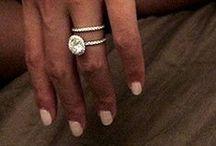 shine bright / engagement rings