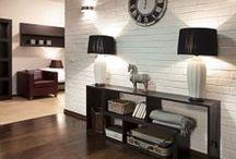 interiors - white brick