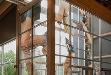 GLASS   Doors, walls, architecture...