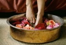 PAMPER YOURSELF / A bride, a new mama, a woman entrepreneur.....we all need some pampering once in a while! home spa, aromatherapy, diy, bath salts, soap, manicure, facial, foot soaks, bath, bath bombs, herbs, health, pamper, skin care, recipes, gifts, at home, natural remedies, women, face mask, shampoo, creams, pretty, homemade,