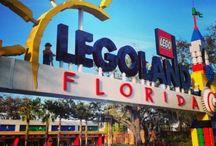 Awesome Legoland! / by Wendi Van Buren