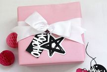 The Art of Gift Wrapping / Pretty gift wrap & gift ideas I'm saving for the right occasion.