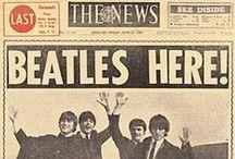 Copy / Headlines of big news stories across history  / by Jennifer Smith