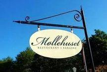 Restaurant Møllehuset / Små glimt fra Restaurant Møllehuset