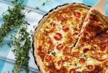 Vegetar / Find inspiration til lækre vegetariske opskrifter her. (Alle billeder er fundet på Pinterest)