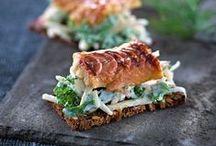Frokost / Frokosttid - få inspiration her! (Alle billeder er fundet på Pinterest)