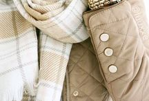 Winter Skin / Coats//Sweaters//Scarves//Mittens