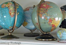 old collectable crap / by Susan Seegert