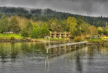 Galiano Island Favourite Places / Galiano Island, British Columbia.