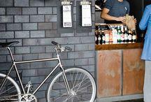 cool cafe & restaurant inspiration / interior inspirations for cafe/restaurant