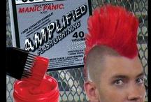 Hair Dye & Hair Accessories
