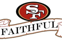 49er faithful!!! / by Courtney Guzman