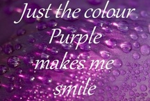 Got dat purple stuff ;-) / by Courtney Guzman