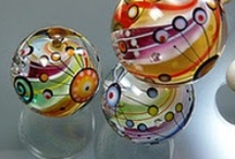glass beads for my jewerly / by Susan Seegert