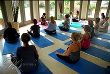 Yoga and Retreats on Galiano Island / Galiano Island's peaceful beauty is perfect for reflection, relaxation, and renewal.
