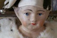 santos dolls, dolls & ex votos
