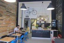restaurant, bar / interior, restaurant, bar / by Kam .