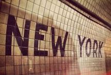 NYC / the big apple / by Ilze Rudaja