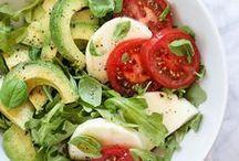 Salads / by Kelsey Grauke