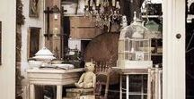 vintage shabby shop / Inspirstion