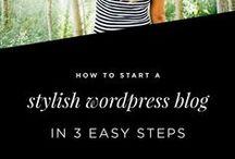Bloom Blog Shop / by Kelsey Grauke
