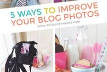 Blogging Tips and Tricks / How to Start a Blog, creating content, taking and editing photos for blog, blog tips, copywriting, social media engagement