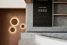 Bar & Restaurant Designs. / Images of Offices for Inspiration