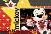Scrapbook - Disney / by CinderellaRocks