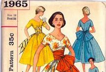 Vintage Patterns - Simplicity / by Thea Smith