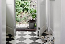HP1 - Foyer / Alternate uses for the entry way leading into The Home.  / by Samantha Ackerman