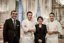 Pleased to meet you / Our best pride: people / by Le Meurice
