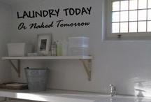 HP - Laundry Room  / by Samantha Ackerman