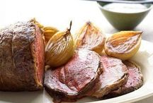 Beef, lamb and other red meats / #beef #lamb  / by Kristine Bets