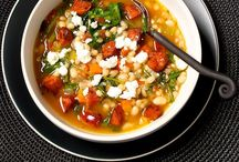 Soups and Stews / #soup #stew / by Kristine Bets