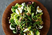 Salads / #salad #grains #maincoursesalad / by Kristine Bets