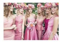 Bridesmaids / All these dresses and More, available in a Multitude of Colors and Sizes at The Bridal Suite!